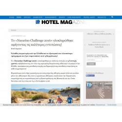 NAVARINO CHALLENGE 2016 - HOTEL MAGAZINE