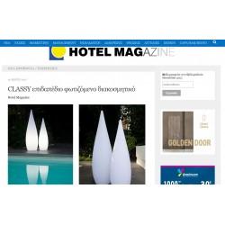 CLASSY - HOTEL MAGAZINE