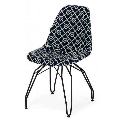 EOS-M Καρέκλα με Μεταλλικά πόδια & Standart Fabric