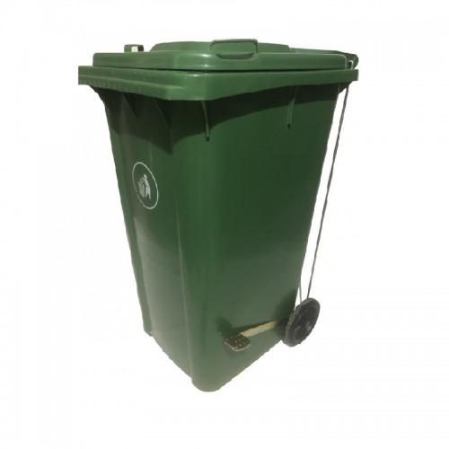 Κάδος Απορριμάτων Πλαστικός 120L