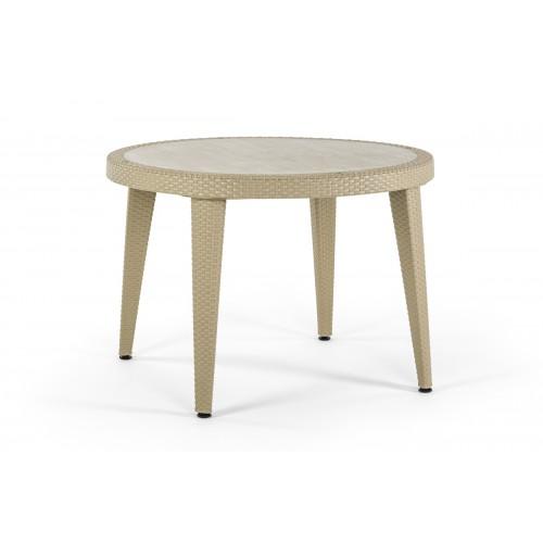 OSAKA Ø110 Τραπέζι με πλαστική επιφάνεια