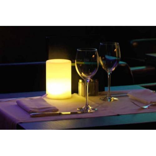 Φωτιζόμενο Cylindro | Ασύρματο LED | Επιτραπέζιο LED | Αδιάβροχο LED | ImagiLights