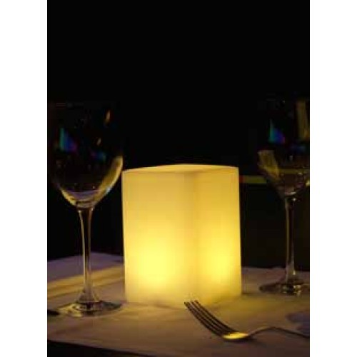 Φωτιζόμενο Cubic | Επιτραπέζιο LED | Ασύρματο LED | Αδιάβροχο LED | ImagiLights
