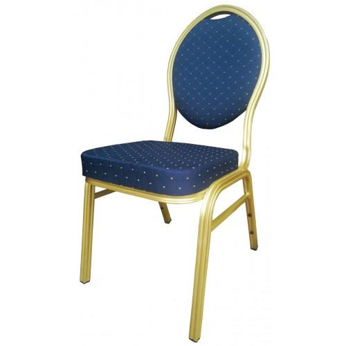 HILTON 4001 ALU καρέκλα συνεδριακή στοιβαζόμενη