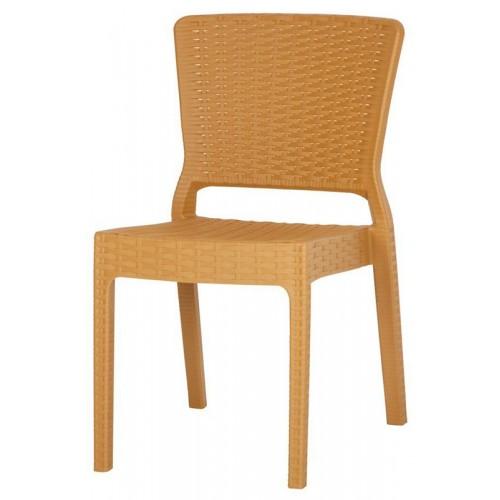 Antares στοιβαζόμενη καρέκλα