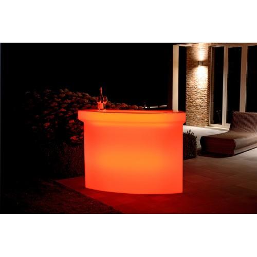 Φωτιζόμενο bar BARIO χρωματιστό | Αδιάβροχο LED | ImagiLights