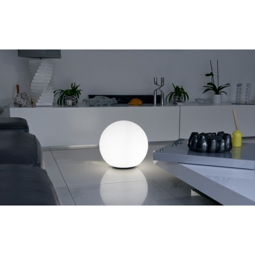 BOBBY C50 αδιάβροχη φωτιζόμενη μπάλα ασύρματη RGB LED