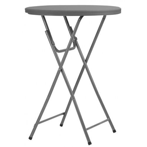 COCKTAIL 80 πτυσσόμενο πλαστικό τραπέζι με εγγύηση