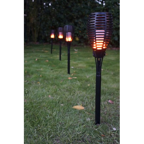 Flamy αδιάβροχη φωτιζόμενη δάδα ασύρματο LED