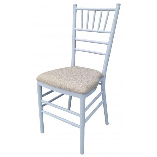 TIFFANY καρέκλα στοιβαζόμενη