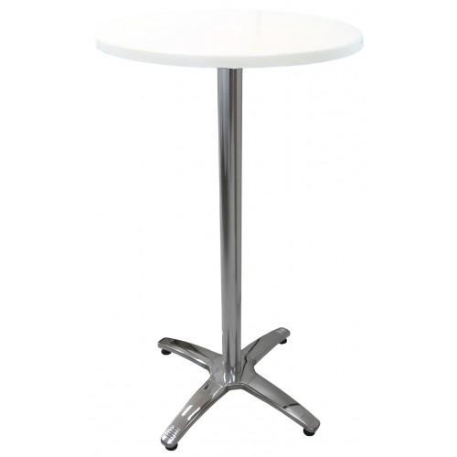 Τραπέζι BAR INOX ROMA