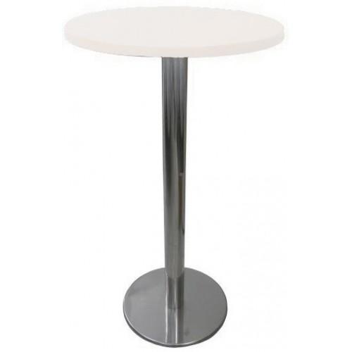 Τραπέζι BAR Χρωμίου