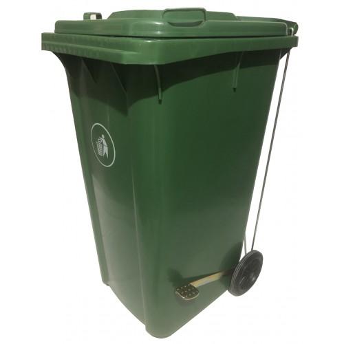 Κάδος Απορριμάτων Πλαστικός 240L
