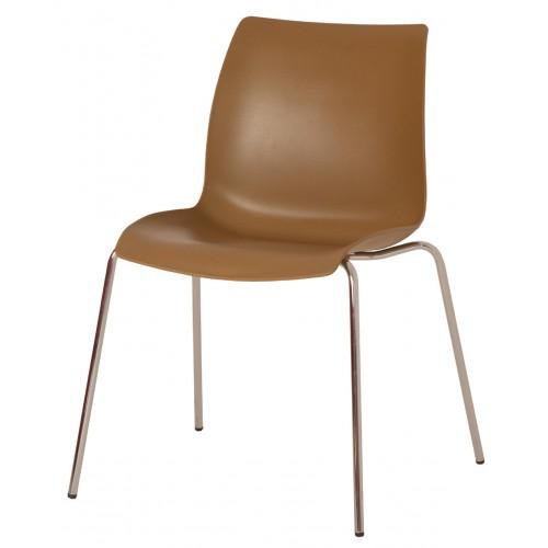 Laser στοιβαζόμενη καρέκλα