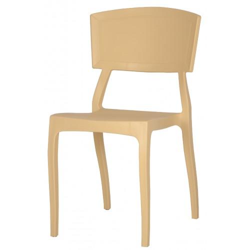 Orient στοιβαζόμενη καρέκλα
