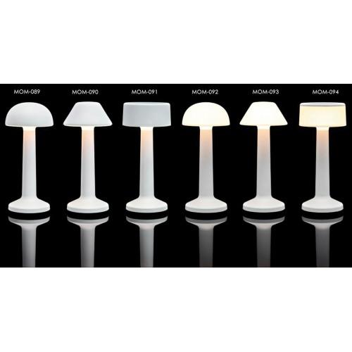 Φωτιζόμενα Moments White | Αδιάβροχο LED | Ασύρματο LED | ImagiLights